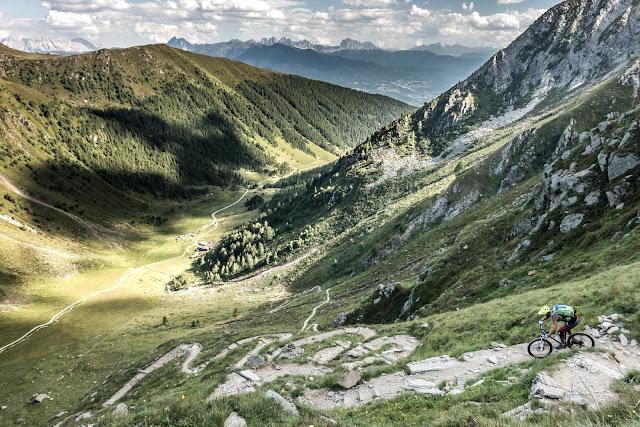 MTB Trail Seefeldspitze Mountainbike