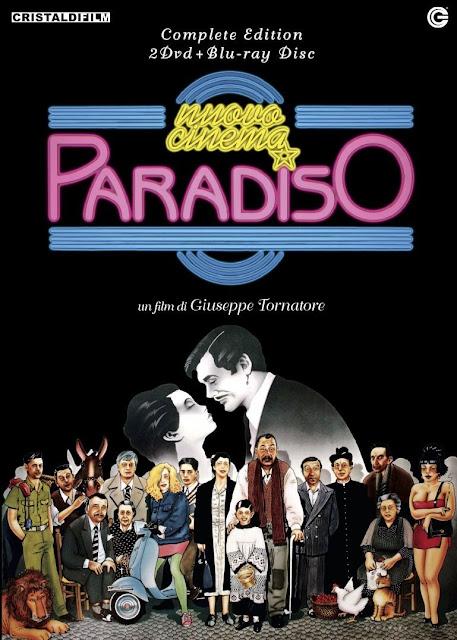 Nuovo Cinema Paradiso Tornatore