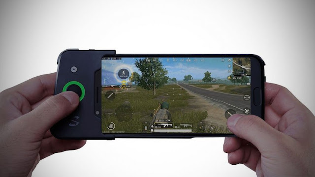 black-shark Xiaomi released a smartphone game with liquid cooling Apple
