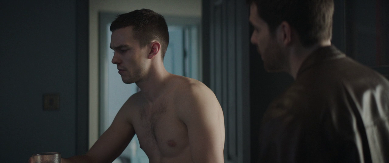 from Simon nicholas hoult gay