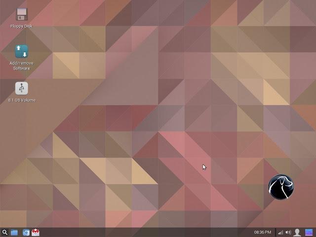 Lançado primeiro Release Candidate da distribuição Black Lab Linux 8.0!