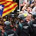 Catalunha ganha independência no voto. Governo da Espanha desaprova referendo.