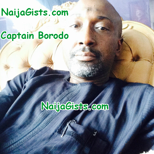 captain bashir borodo arrested