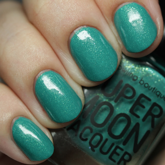 Supermoon Lacquer The Kinda Guy I'd Stalk In School