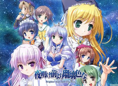 تحميل ومشاهدة جميع حلقات انمي Yoake Mae yori Ruriiro na: Crescent Love مترجم عدة روابط
