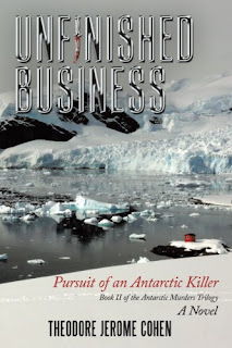 Unfinished Business: Pursuit of an Antarctic Killer Book Review