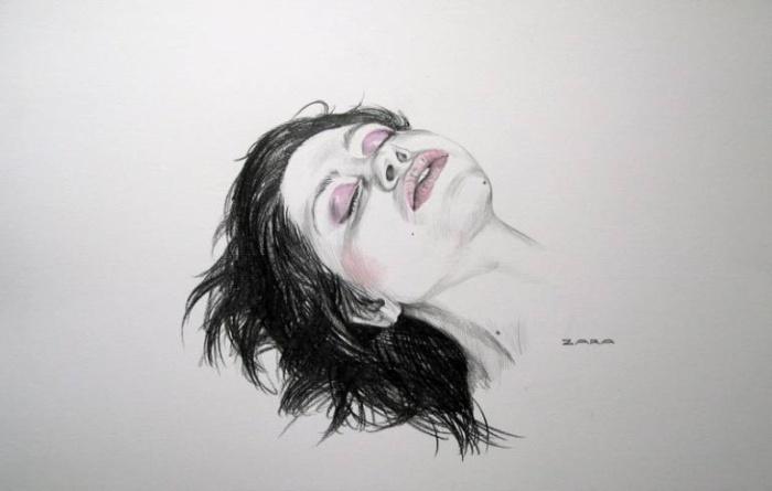 Болгарская художница. Svetozara Alexandrova