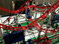 TTPM Spring Showcase 2018 LEGO Roller Coaster