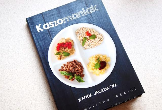 """Kaszomaniak"""" W. Jackowska - recenzja i konkurs"""