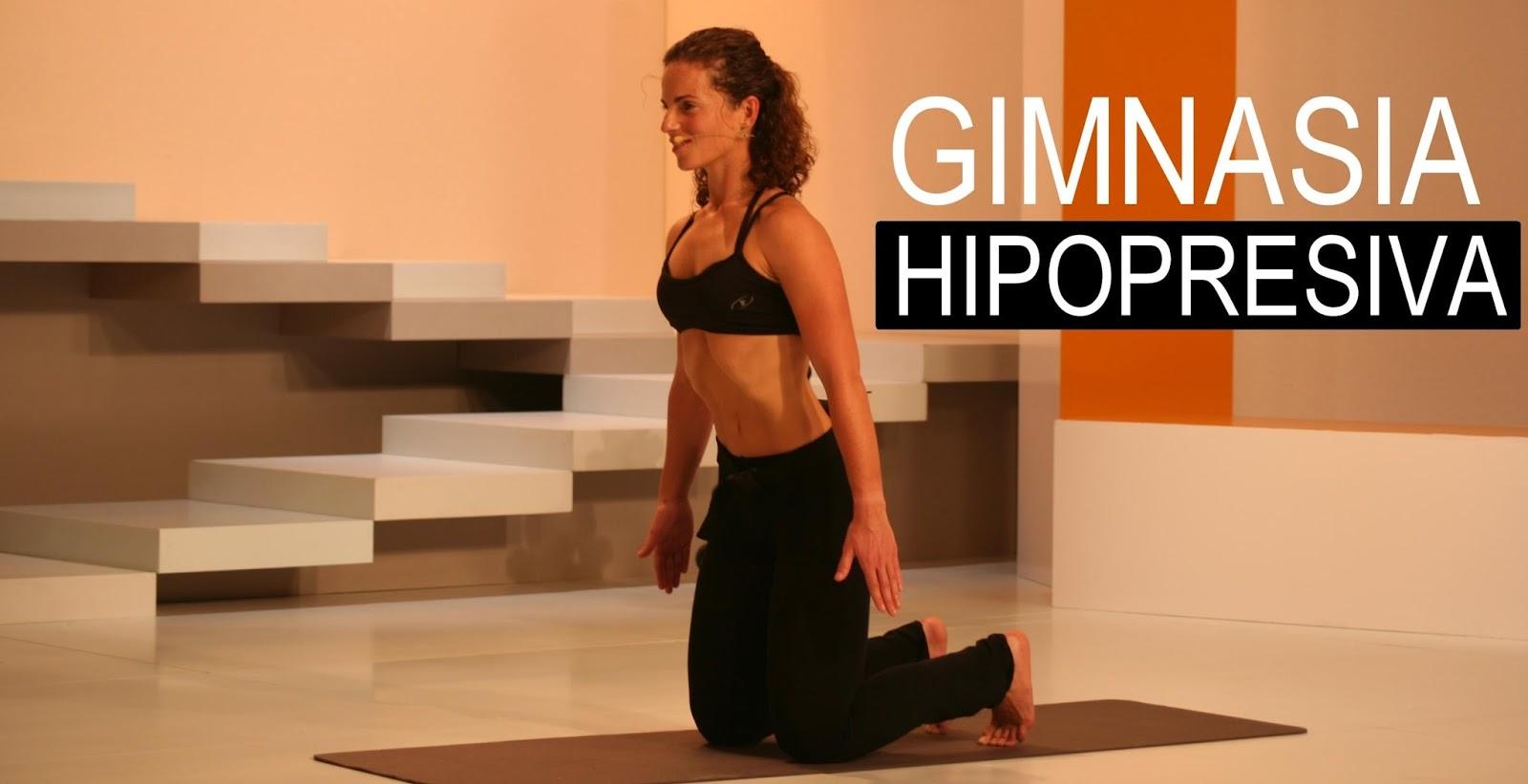 Gimnasia abdominal hipopresiva beneficios
