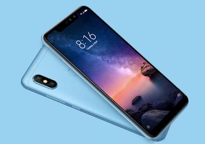 شاومي ريدمي 6 برو - Xiaomi Redmi Note 6 Pro