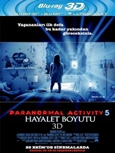 Paranormal Activity 5 (2015) 3D Film indir