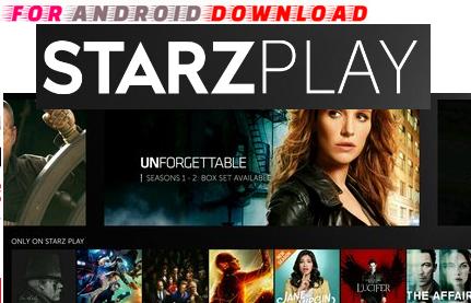 Starz Play Channel