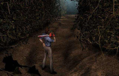 Evil Dead Hail to The king compressed screenshots