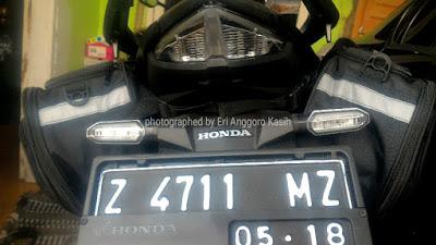 Sidebag Sepeda Motor untuk Harian di All New Honda CB150R