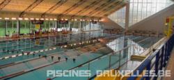 piscine 50m sportcity woluwé