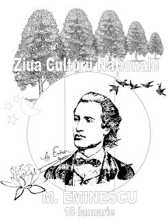Ziua Culturii Naționale, 15 Ianuarie, Mihai Eminescu, Ecuson, Diplomă