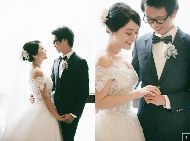 台南婚攝 婚攝推薦 台南商務會館 Leshoteltainan 結婚晚宴 H&F