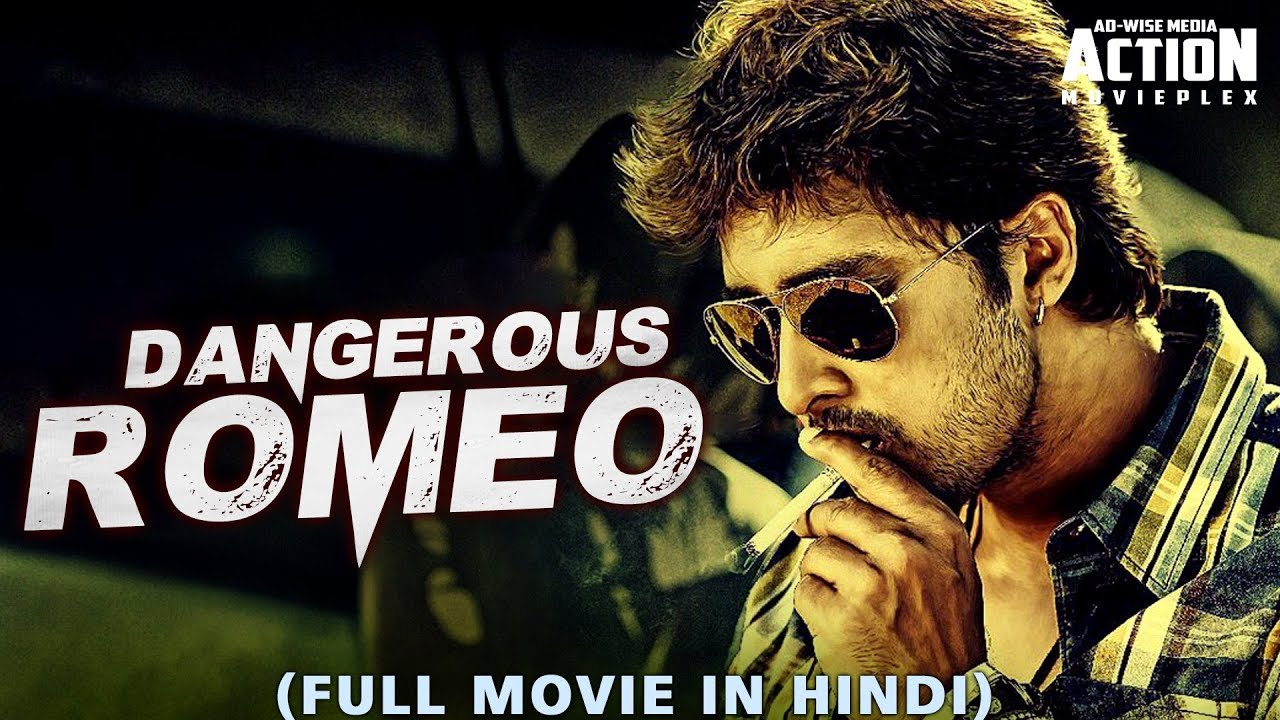 DANGEROUS ROMEO (2019) Hindi Dubbed 350MB HDRip 480p x264