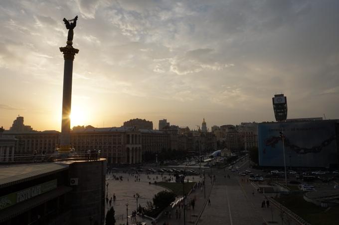 Kokemuksia Kiovasta - mitä tehdä ja minne mennä? Itsenäisyyden aukio Maidan