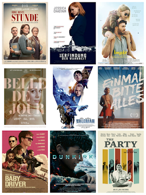 der cineast Kinovorschau Juli 2017