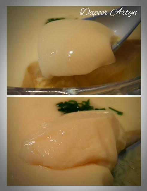 Cara membuat telur sutra makanan Hongkong ala dapoer artyn