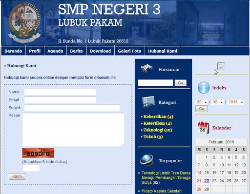 Download Coding phpmysql aplikasi Reminde, Program Akademik Sekolah phpmysql