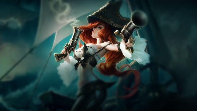 Miss_Fortune League of Legends