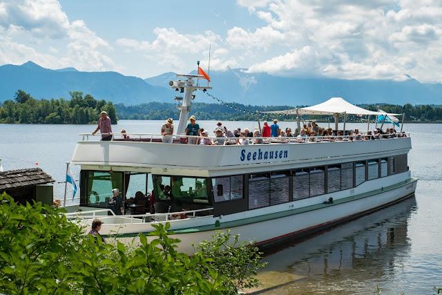 Staffelsee-Rundweg  Wanderung bei Murnau – Das Blaue Land 09