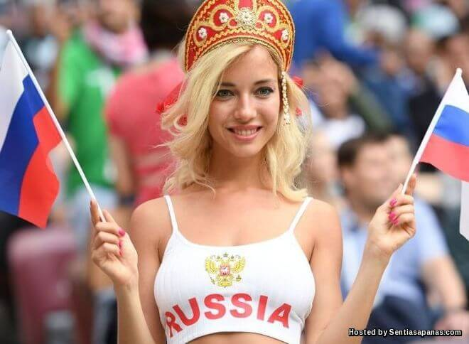 Beautiful rusian fifa