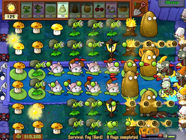 Plants vs Zombies Zombatar highly compressed work