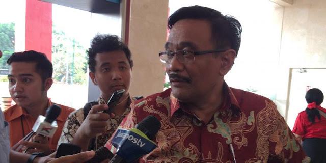 Djarot: Satpol PP Petantang-petenteng ke Panti Pijat Enggak Bayar, Langsung Pecat!