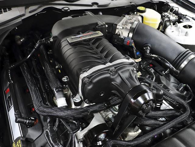 2016 ROUSH F-150 Engine