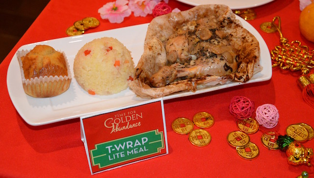 T-Wrap Lite Meal