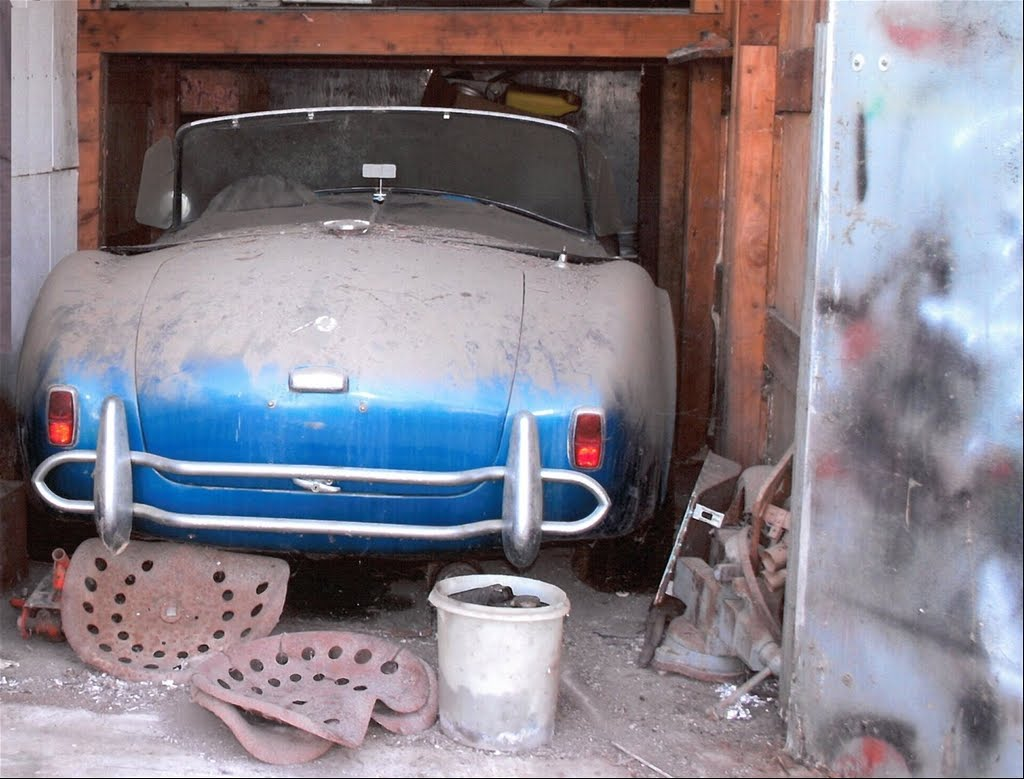 Fast Is Fast...: Barn Finds