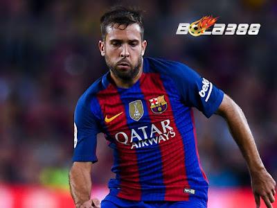 Gelar Negosiasi Dengan Barcelona, United Segera Rampungkan Transfer Jordi Alba ke Old Trafford
