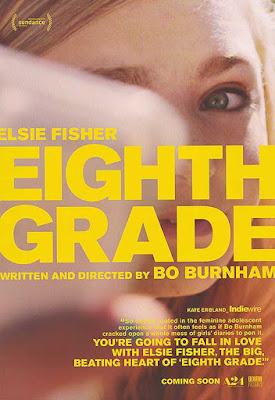 Eighth Grade (2018) เกรดแปด สัปดาห์วุ่นวันพ้นวัย