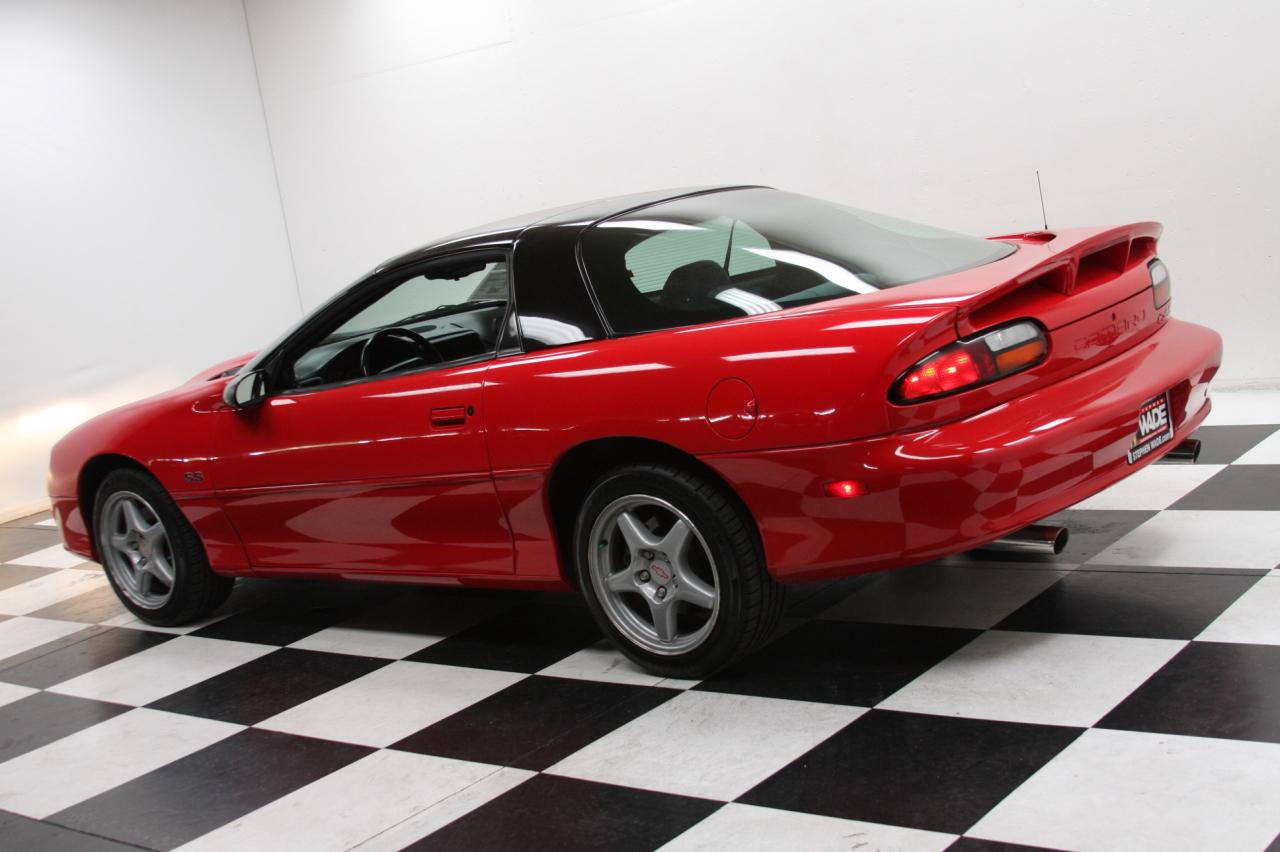 1998 Chevrolet Camaro Z28 >> 1998 Camaro Z-28/SS: 1998 Camaro Z28/SS
