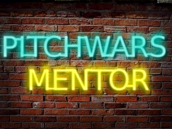 I'm a Mentor for Pitch Wars again this year!