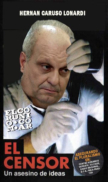 hernan lombardi cierra medios, despide periodistas, telesur