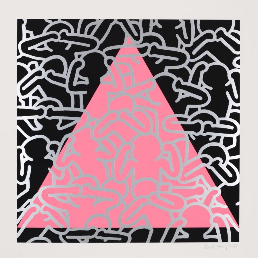 Keith Haring Gay Art