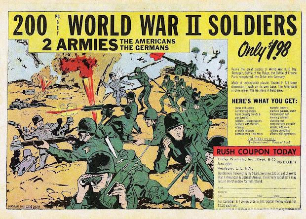 Comics the World around Us