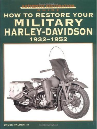 1941 Harley Davidson WL Restoration : Bruce Palmer's
