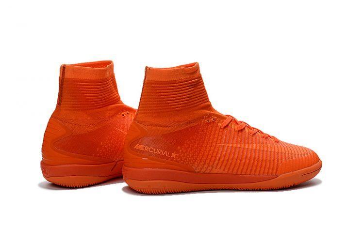 6b1f139b2e4 Nike Mercurial X Proximo IC Total Orange Sepatu Futsal - TOKOLUVI ...