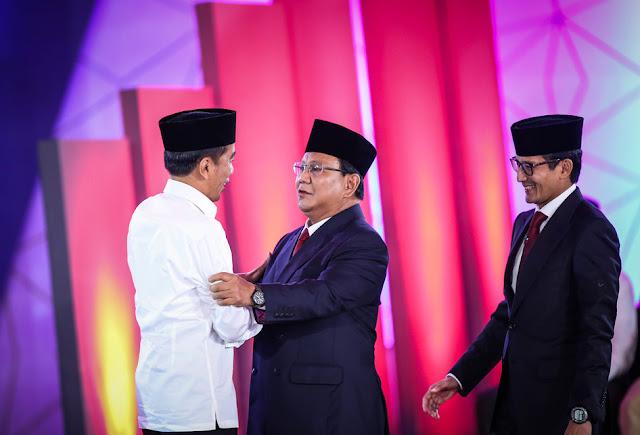 BPN soal Debat Capres: Prabowo Pakai Isi Kepala, Jokowi Pakai Teks