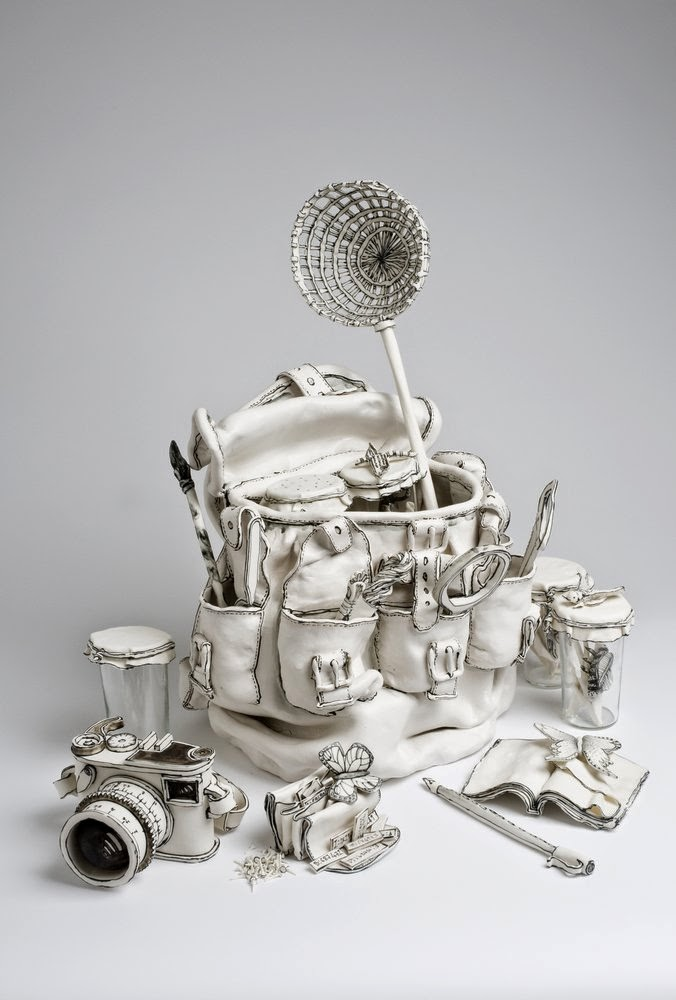 09-Rummage-Gather-and-Collect-Katharine-Morling-Porcelain-Sculptures-www-designstack-co