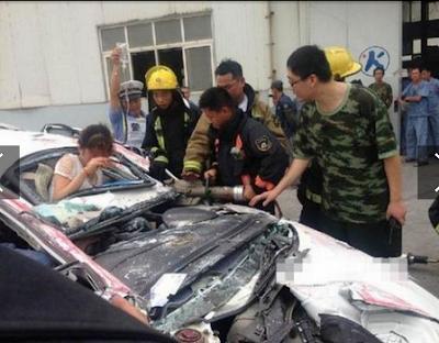 prezivjeli u teskoj saobracajnoj nesreci