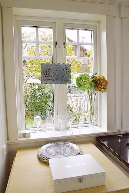 Landhausküche im nordischen Stil - Schwedenhaus
