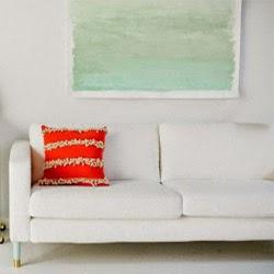 la reines blog wasserfarbe auf leinwand tolles wandbild selber machen. Black Bedroom Furniture Sets. Home Design Ideas
