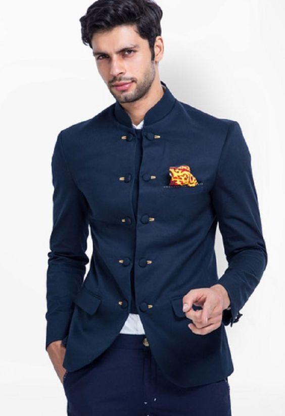 Trendy Bandhgala Blazers
